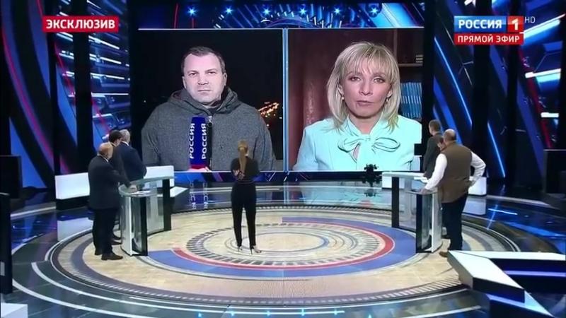 Мария Захарова ИЗДЕВАЕТСЯ над англосаксами Дядя Серёжа просто отшлепал Бориса Джонсона!