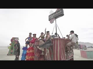 Burning man_ the human game, 4k