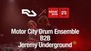 RA Live Motor City Drum Ensemble and Jeremy Underground at Sónar 2018
