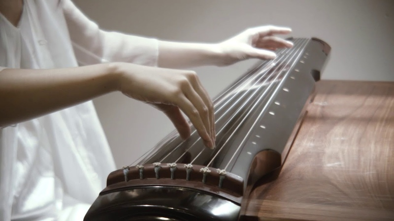 【古琴】《左手指月》GuQin(Chinese traditional instrument)