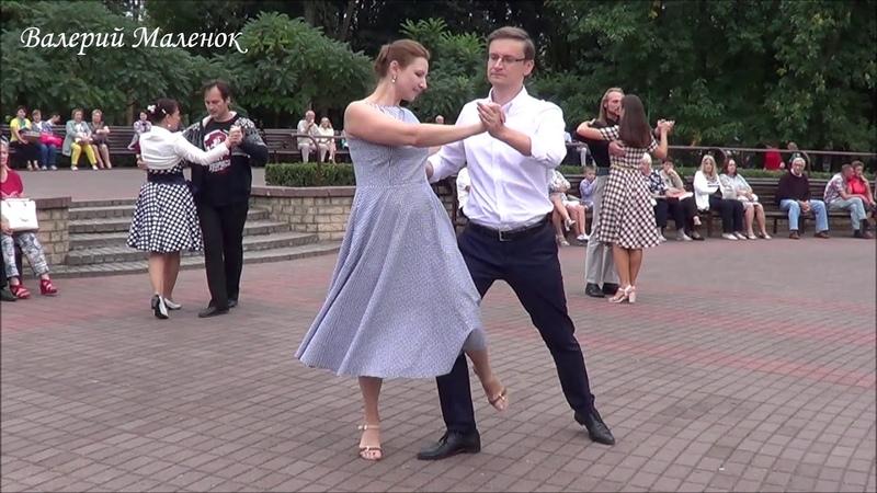 А ВОТ ВАМ КЛАССНОЕ ТАНГО! Music! Dance! Tango!