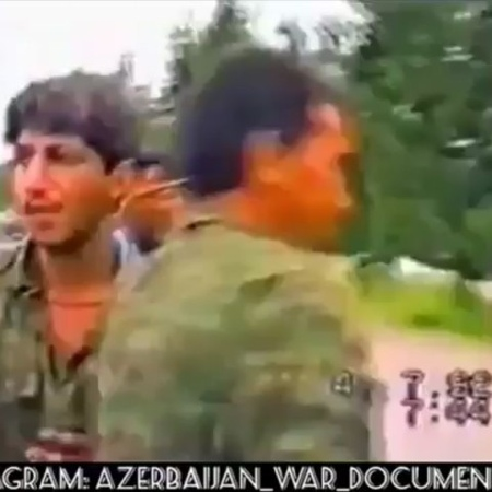 Пой Ашуг пой армянская жизнь это собачья жизнь Первая Карабахская Война Агдеринский фронт