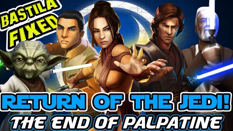 Bastila Lead Fixed! Return of the Jedi Meta Incoming! End of Palpatine | Star Wars Galaxy of Heroes