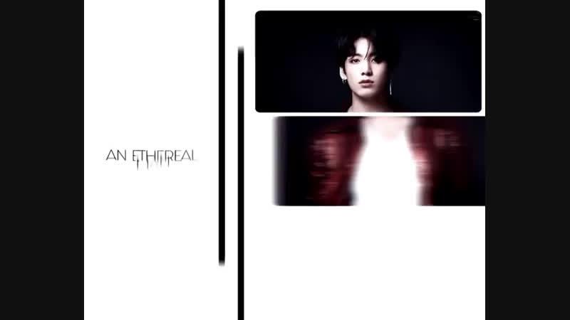 Jeon Jungkook Vogue au