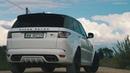 Новый 2018 Range Rover Sport SVR 4K ЗВУК ОТСТРЕЛЫ РЁВ ПАНОРАМЫ