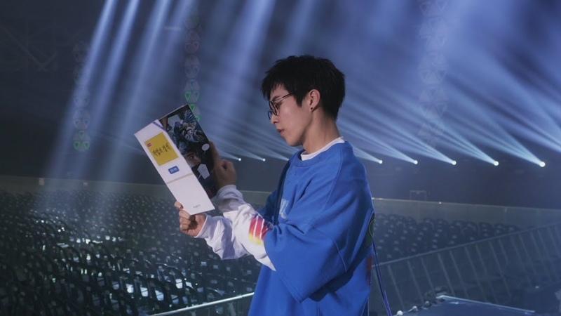 BEATBURGER PROJECT X XIUMIN 시우민 'BEYOND' @EXO PLANET 4 - The EℓyXiOn [dot]