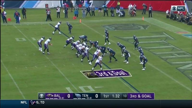 NFL 2018-2019 / Week 06 / Baltimore Ravens - Tennessee Titans / EN