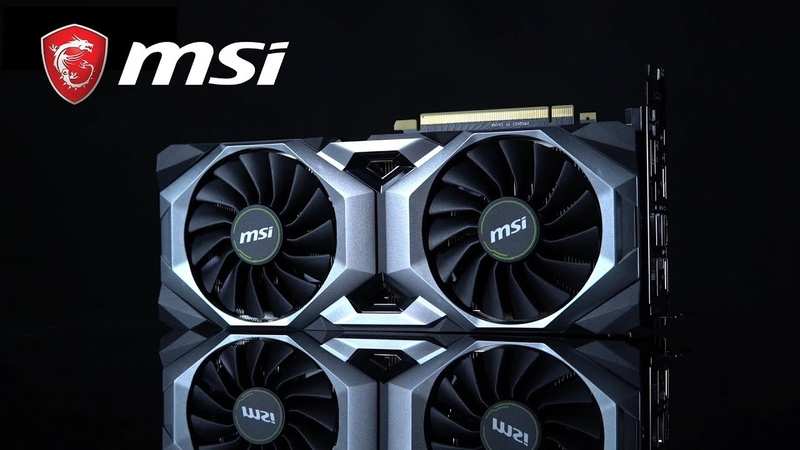 GeForce® RTX 20 Series VENTUS Features Overview | MSI