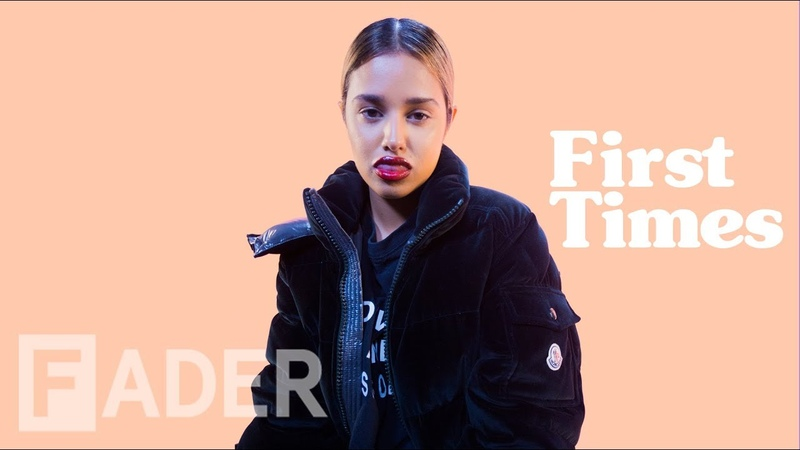 Tommy Genesis talks God's Girls, meeting Father more (FADER) (First Times)