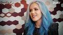 Arch Enemy - Interview Alissa White-Gluz - Paris 2017 - Duke TV [FR-RU-ES Subs]