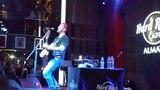 Adam Gontier - I Don't Care. Live at Hard Rock Cafe