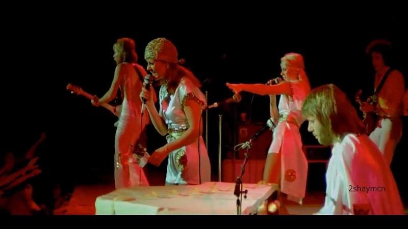 ABBA : Dancing Queen (Live Australia '77) HD