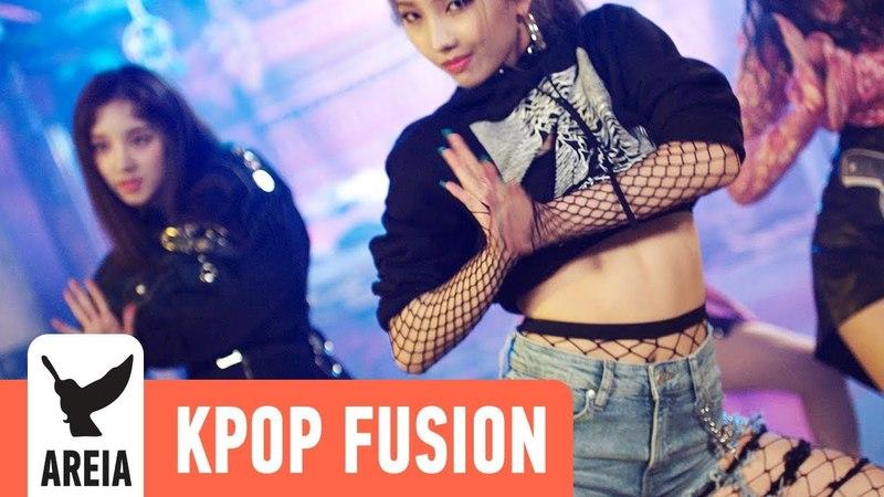 (G)I-DLE ((여자)아이들) - LATATA   Areia Kpop Fusion 39 REMIX