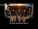 [рус.саб] 100522 «Star Date» с Wonder Girls @ Entertainment Weekly
