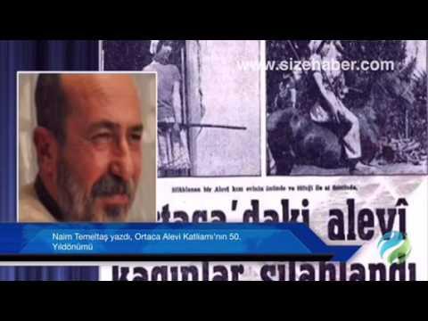 Naim Temeltaş yazdı, Ortaca Alevi Katliamının 50. Yıldönümü