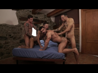 Lucasentertainment - alpha cum, sc.2 - geordie jackson and leo rex pound wagner vittoria and jeffrey lloyd (fhd)