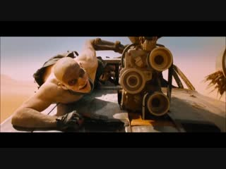 The Prodigy - AWOL (Strike One) ¦ Mad Max  Fury Road