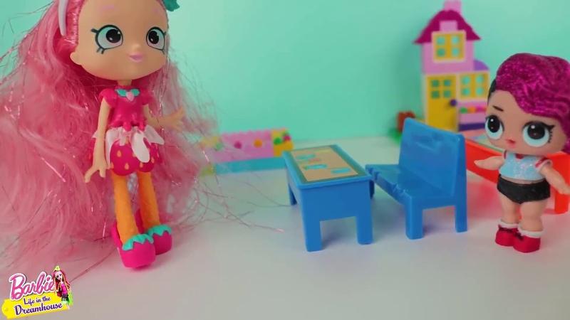 SHEEKY BABE 💗💗💗 Мультики для девочек ШКОЛА КУКЛЫ ЛОЛ 💗 Про игрушки детей 3 porn года 💗 кукла Ба