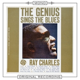 Ray Charles альбом The Genius Sings the Blues
