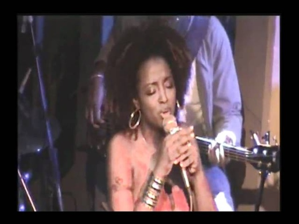 Just Because - Conya Doss at The Jazz Cafe in UK