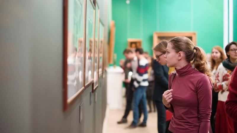 Лауреат премии - проект «Строгановы – предпринимательство и культура» в Пермской галерее
