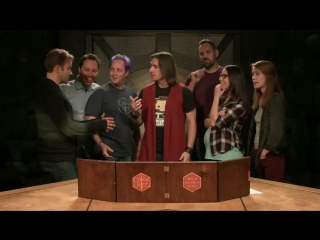 The cast of Critical Role will be doing voices in Pillars of Eternity II: Deadfire
