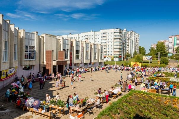 В Усть-Илимске состоялась выставка-ярмарка «Урожай-2018»