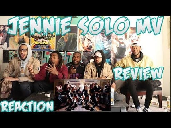 Jennie - Solo MV Reaction/Review Blackpink