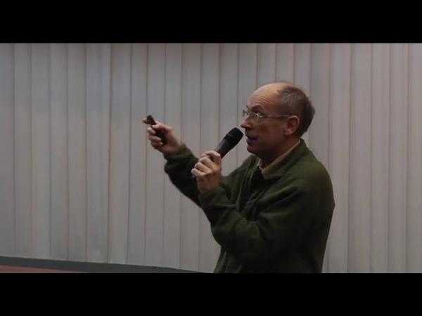 ТРАНСФЕР ФАКТОР семинар от ведущего иммунолога России Исхакова Эдуарда Робертовича