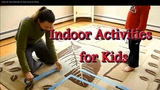 Indoor At Home Activities for Kids during the Winter
