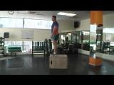 Нормативы ГФО. Наклон вниз, стоя на прямых ногах. Техника выполнения.