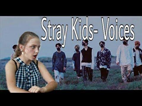 Stray Kids 스트레이 키즈 Voices Performance Video Reaction Реакция MinChan K Pop Charge X3