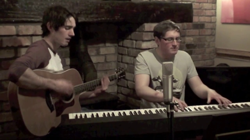 Hip To Be Square - Rhythm Fury (acoustic cover of Huey Lewis and the News)