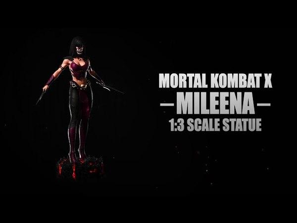 PCS Mortal Kombat MILEENA 1:3 Statue preview