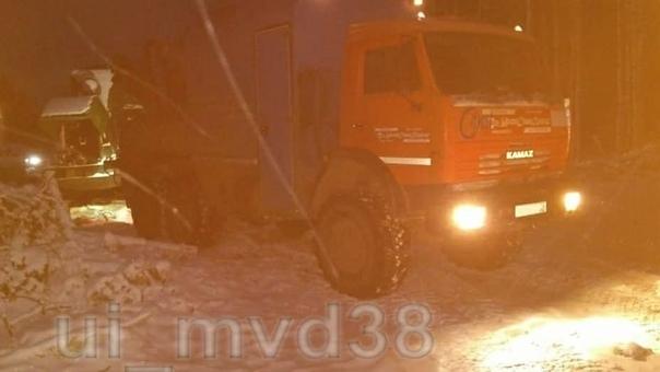 ДТП 14.11.2018 на Бадарминской магистрали