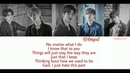 DAY6 - You Were Beautiful (English Ver) Color Coded Lyrics