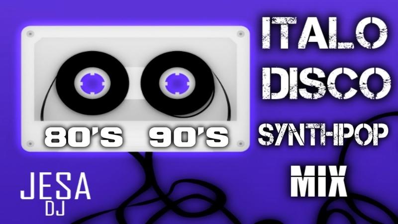 80´s ITALO DISCO ( Synth-Pop) MIX 5. Changa de los 80. Italo Dance