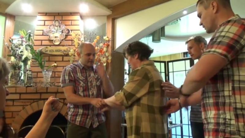 Служение Жизни/Friends of Jesus А.Мунтеану, семинар в Смоленске