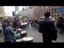 любовь , холодное лето | невский проспект , уличные музыканты Питер