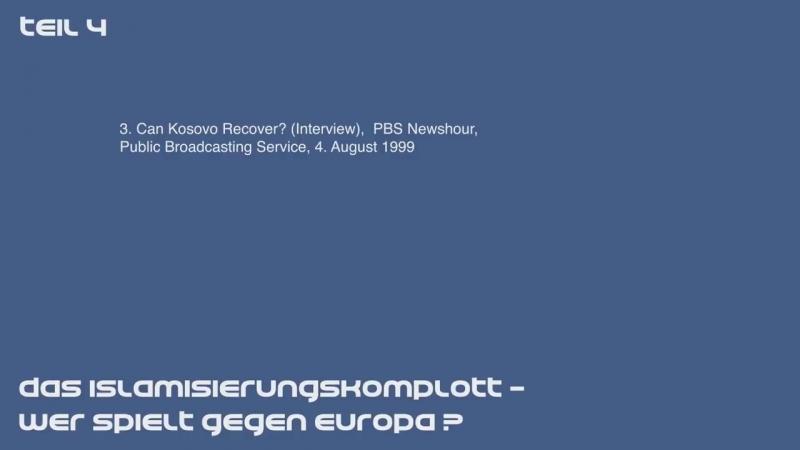 Wolfgang Eggert - Das Islamisierungskomplott- Wer spielt gegen Europa- (komplettes Hörbuch)