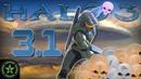 TSAVO HIGHWAY - Halo 3: LASO Part 3.1 | Let's Play