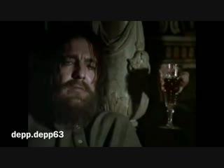 Алан Рикман поет(фрагмент фильма