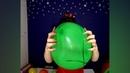 Nail Balloon Pop - Popping Merry Xmas (Balloons) With My Nails 🎈