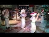мухоморы танец