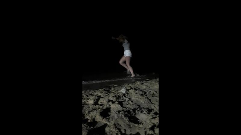Туниское ночное мореееее