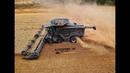FENDT IDEAL 9T - Black Beast Combine in Germany!