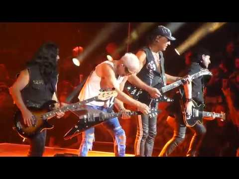 Scorpions - Is There Anybody There?/The Zoo/Coast to Coast, Amalie Arena in Tampa, FL - 9/14/2018