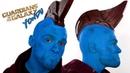 Yondu Makeup Tutorial | Guardians Of The Galaxy Halloween MakeUp | Shonagh Scott | ShowMe MakeUp