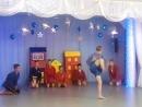 показательные выступления секции спортивно-боевых единоборств Светогорского ДЮЦт на празднике, посвященном ЧМ по футболу в Росси