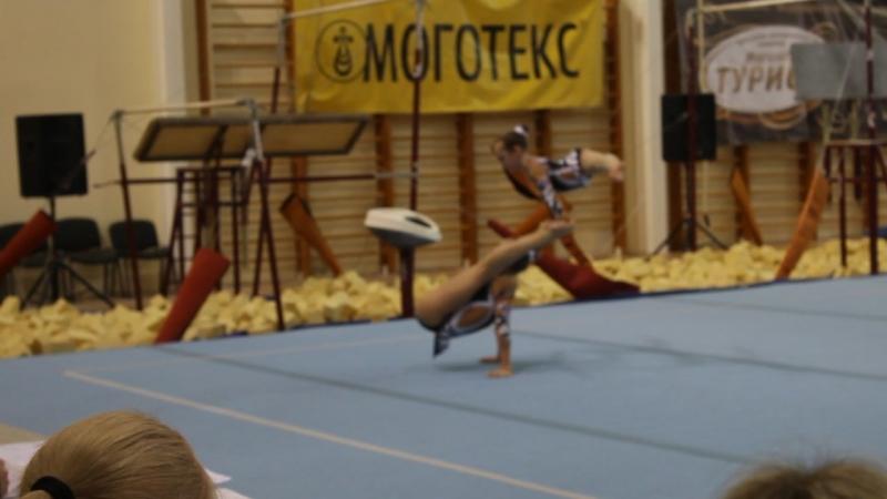 международный турнир, г.Могилев, жен.пара Варнали,Лихоконь
